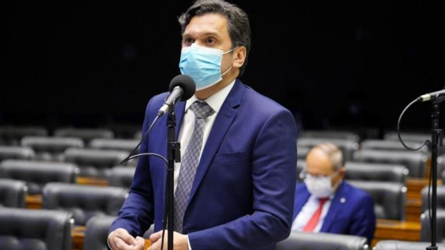 Deputado federal Isnaldo Bulhões