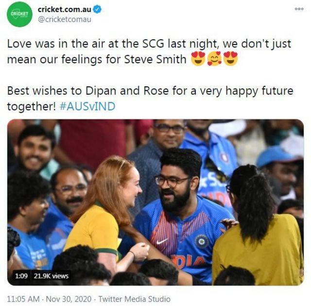 کرکٹ، آسٹریلیا، انڈیا