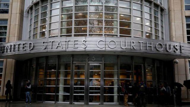 Corte de Brooklyn, Nueva York, Estados Unidos.