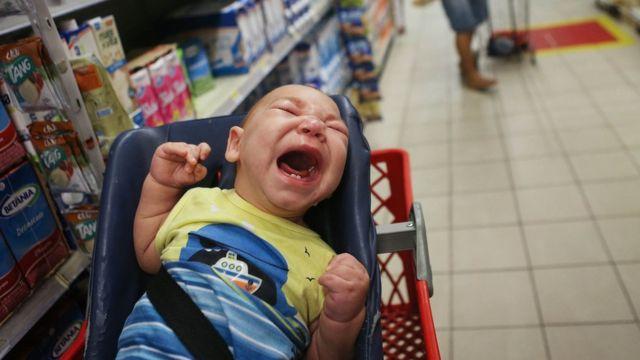David Henrique Ferreira, bebê com microcefalia nascido em Pernambuco