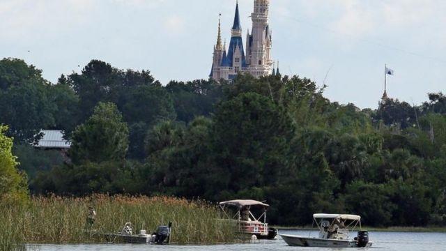 El incidente ocurrió en el Disney Grand Floridian Resort and Spa, en Orlando.