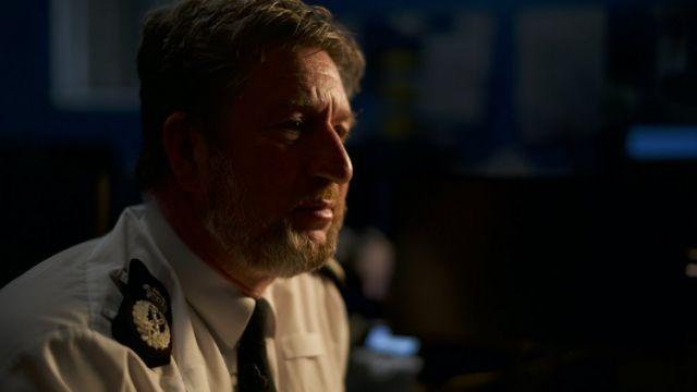 Chefe de Polícia Simon Bailey