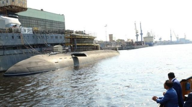 ရေငုပ်သင်္ဘော