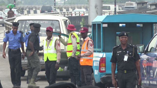 Operation velvet on top Lagos : Lagos car owners get one month grace