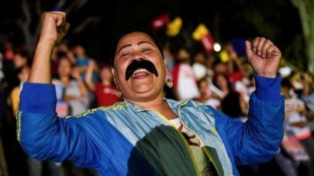 व्हेनेझुएला, अमेरिका