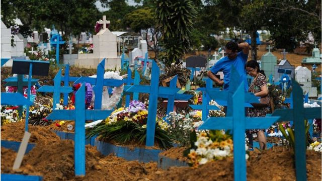Cementerio de Manaos