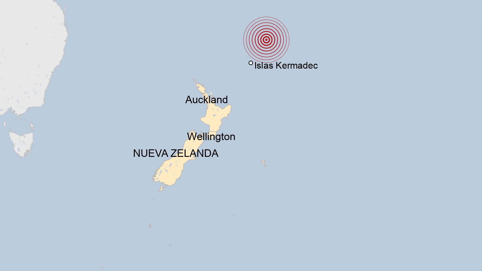 Nueva Zelanda Registra Tres Fuertes Terremotos Que Obligaron A Emitir Dos Alertas De Tsunami Bbc News Mundo