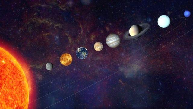 نظام شمسی