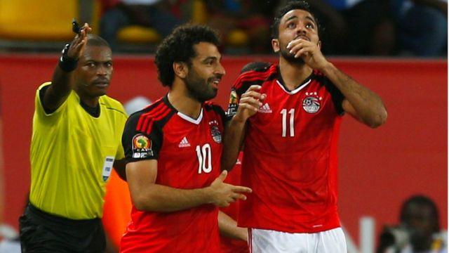 محمود عبد المنعم ومحمد صلاح