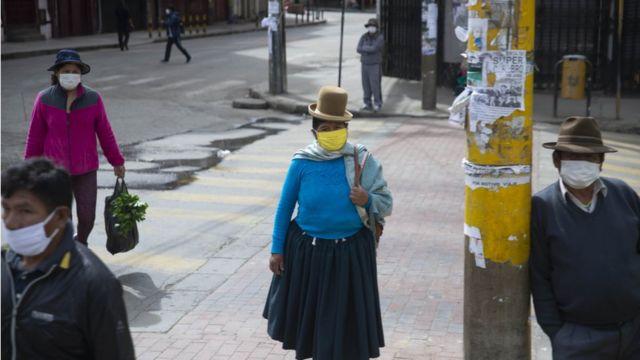 El Alto, Bolivia.