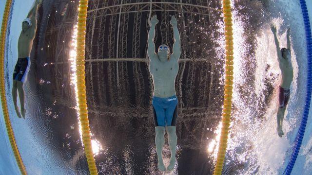 Nadador ucraniano