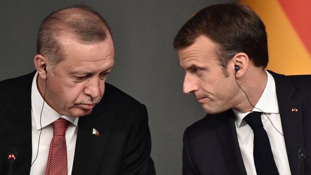 तुर्की और फ़्रांस
