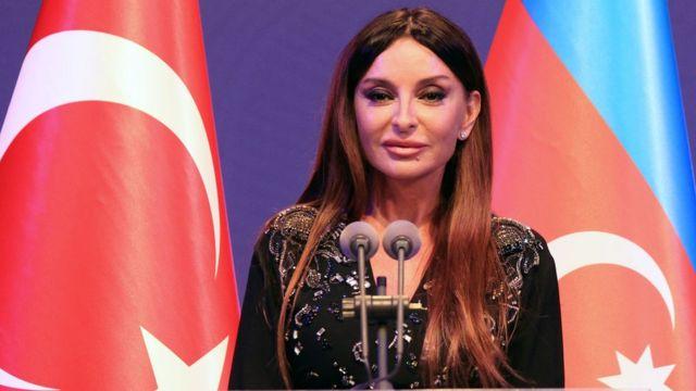 Mihriban Aliyeva, Türkiye'ye çok sık resmi ziyaret gerçekleştiren isimlerden.