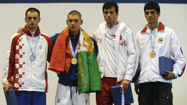 Ljubomir Marjanović - bronza