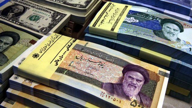عملة ايرانية