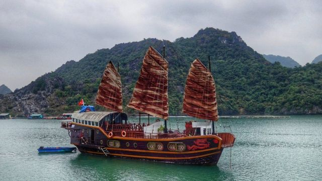 12 De Octubre Cómo China Pudo Haber Descubierto América Siete Décadas Antes De La Llegada De Colón Bbc News Mundo