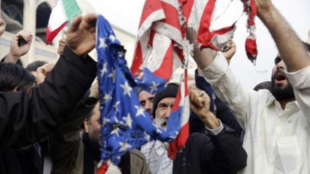 mgogoro wa Marekani na Iran