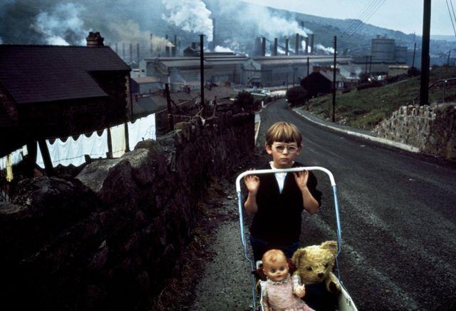 Uels, Cwmcarn şəhəri, 1965-ci il