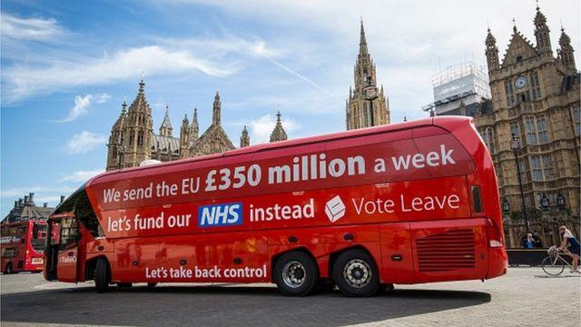 Тема фінансування національної медицини використовували і під час кампанії за вихід Британії із ЄС
