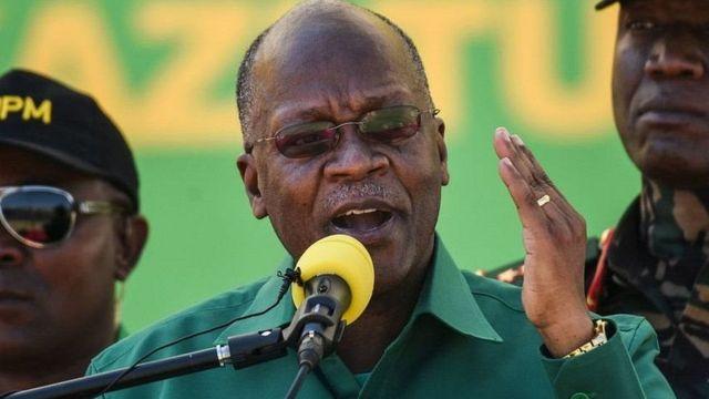 """Muere John Magufuli: biografía del presidente de Tanzania, Magufuli"" [John Pombe Joseph Magufuli]"