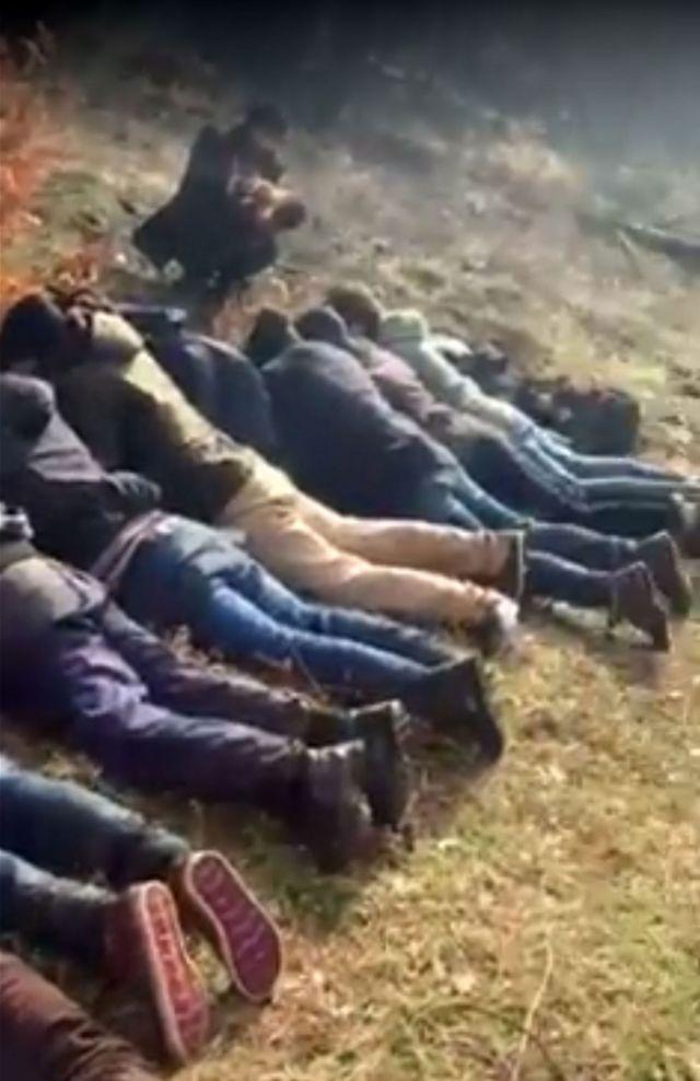 Bulgaria's vigilante migrant 'hunter'