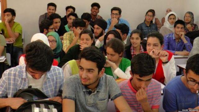 काश्मीर, बिहार, इंजिनियरिंग
