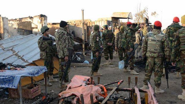افغان ملي اردو سرتېري