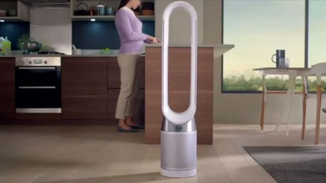 'Cordless' Dyson fan advert falls foul of watchdog