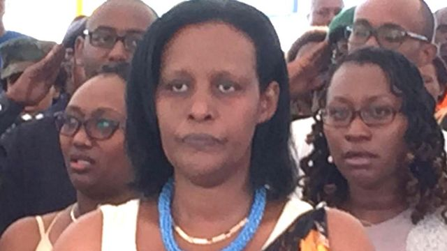 Yasubirijwe Diane Gashumba