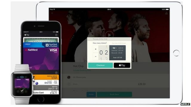 Apple Pay: How will it work in the UK?