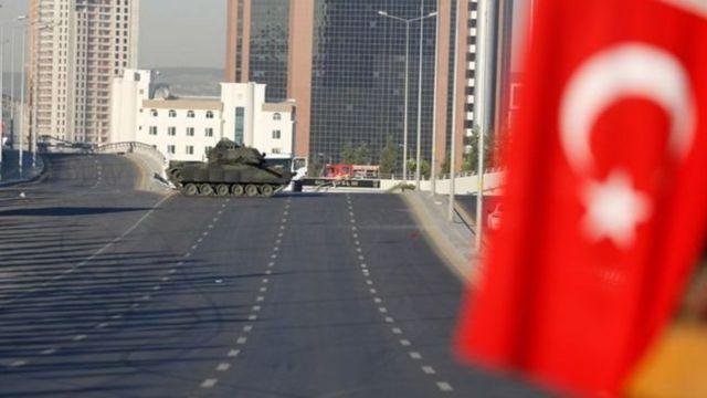 Турция после попытки переворота