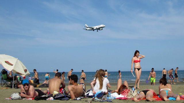 Nghỉ hè ở Cyprus