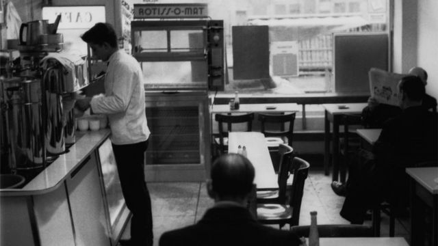 """Za ovim stolovima su se članovi """"Portlandske špijunske grupe"""" sastajali sa KGB kontaktom"""