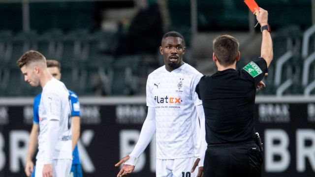 Marcus Thuram Fined Wages For Spitting On Player
