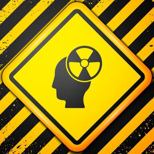 Cérebro radioativo