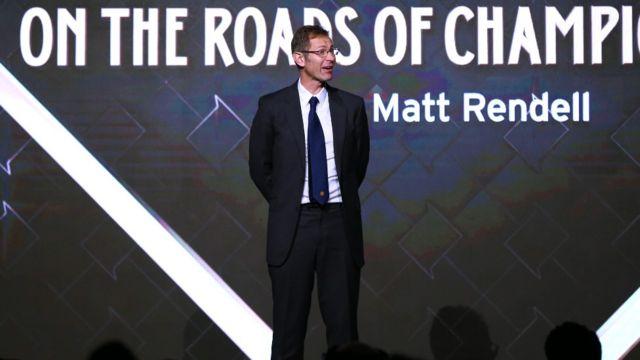 Matt Rendell