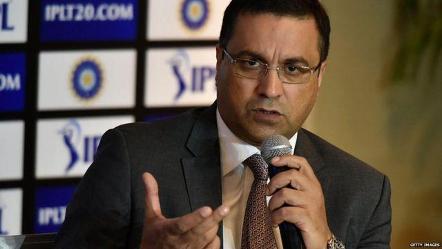 बीसीसीआई के सीईओ राहुल जोहरी