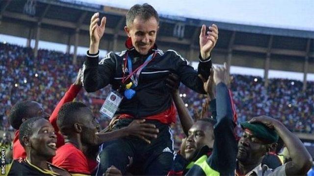 Sredojevic s'est exprimé au lendemain de la victoire de l'Ouganda sur le Soudan 5-1 dans les éliminatoires du Championnat d'Afrique des Nations, CHAN 2018.