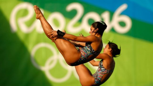 Giovanna Pedroso e Ingrid Oliveira