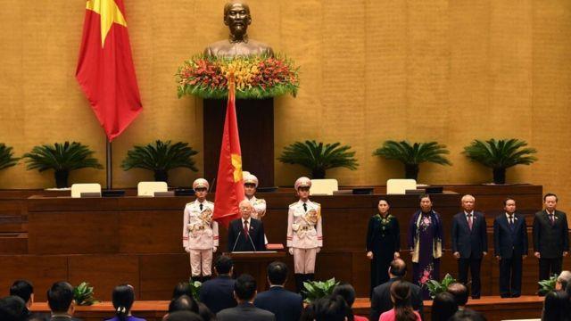 Việt Nam, Quốc hội
