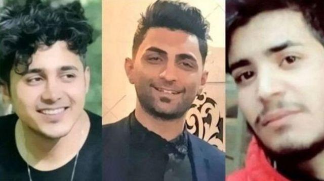 امیرحسین مرادی، سعید تمجیدی و محمد رجبی؛ دو نفر از این متهمان به ترکیه فرار کرده بودند، اما ماموران پلیس در ترکیه آنها را به ایران تحویل داد