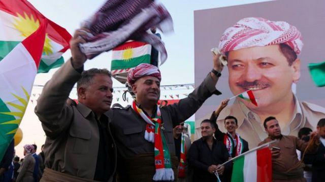 """""""الأكراد ظلموا وغبنوا في اتفاقية سايكس بيكو لكن الحل ليس بيد العراق بل يتطلب جهداً دولياً,"""""""