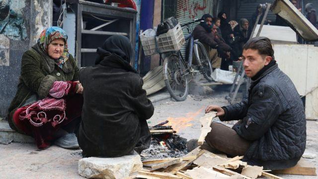 مواطنون سوريون