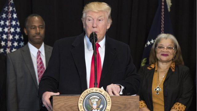 Критики обвиняют Дональда Трампа в том, что у его администрации нет четкой политики по борьбе с антисемитизмом