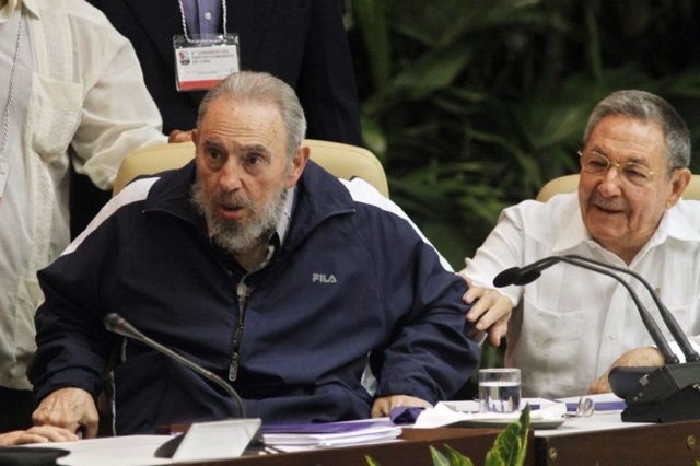 Fidel dan Raul
