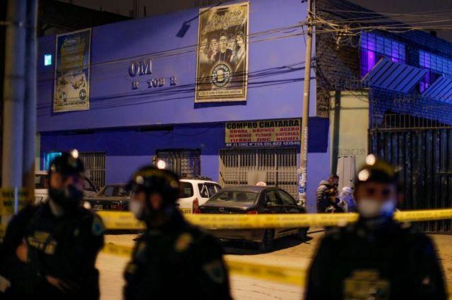 Discoteca En Los Olivos Que Se Sabe De La Estampida En Un Club Nocturno De Peru Que Dejo Al Menos 13 Muertos En Medio Del Estado De Emergencia Por El Coronavirus