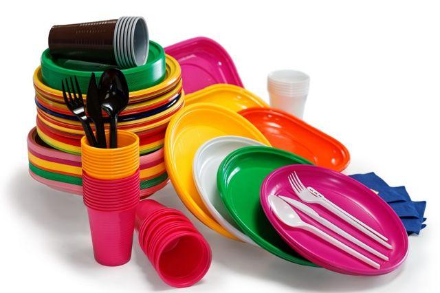 ظرفهای پلاستیکی رنگی