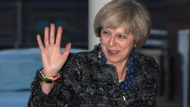 Firai Ministar Birtaniya Theresa May