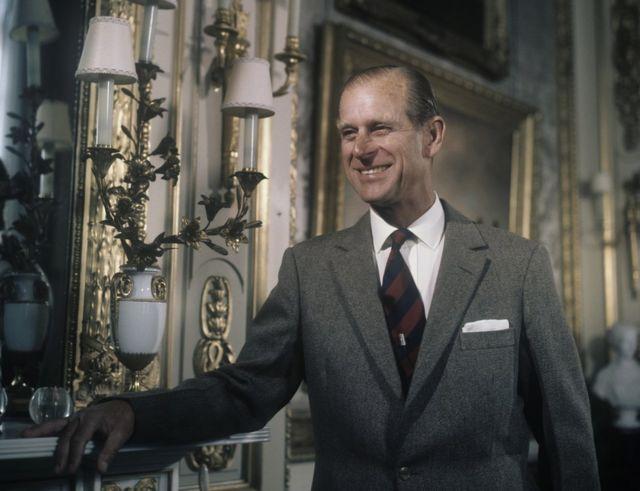 Prens Philip, 1977