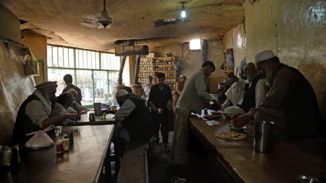 Гид по развлечениям Кабула: отдых с оттенком страха - BBC News Русская  служба